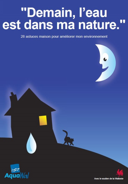 Cover eau nature