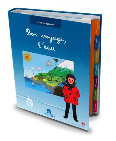 Dossier pédagogique avec stickers - photo