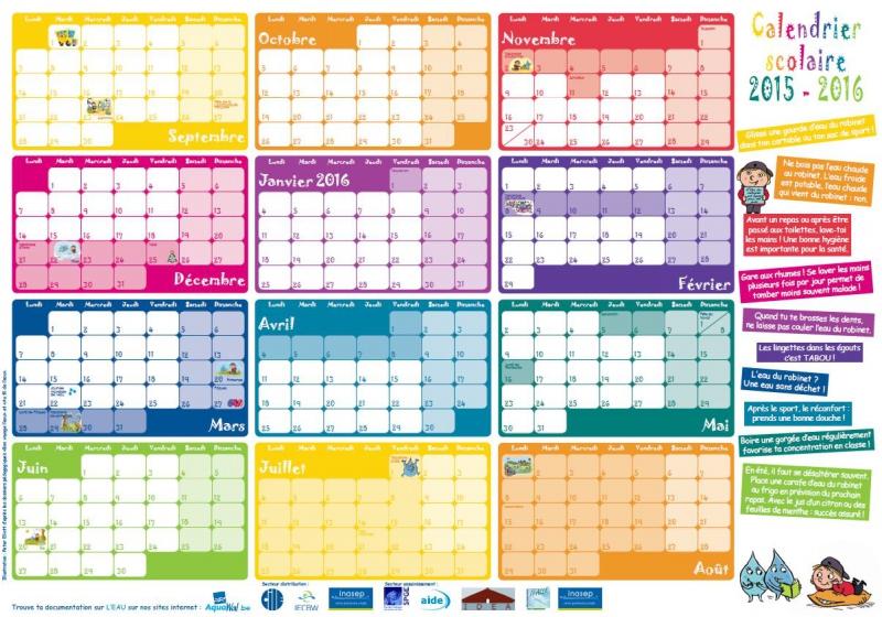 calendrier scolaire belgique 2016 a imprimer clrdrs. Black Bedroom Furniture Sets. Home Design Ideas